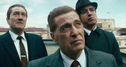 The Irishman becomes Martin Scorsese's most acclaimed film of all-time after receiving a 100 per cent rating