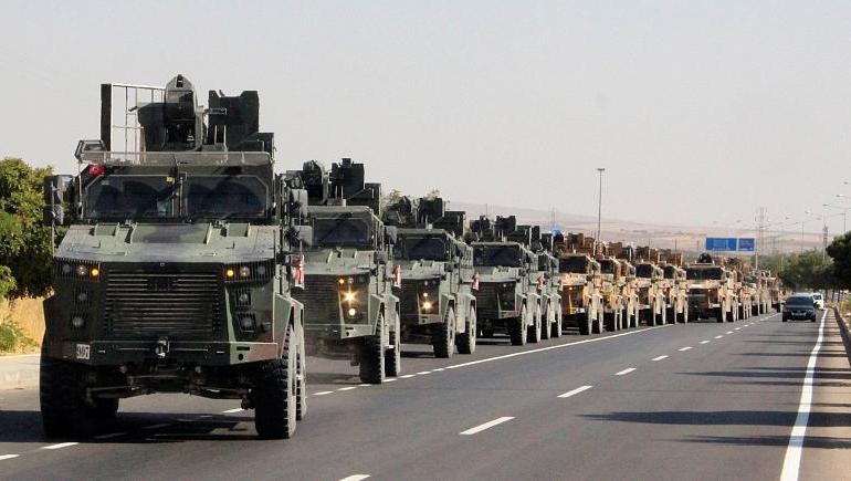 Breaking News Live: Turkey invades Syria