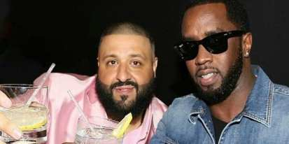 Diddy and Khaled on modern music industry
