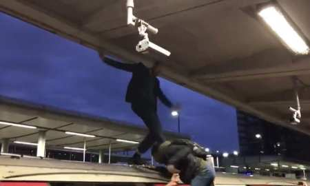 Extinction Rebellion: The accounts worker, 35 dragged off the roof of a tube train accused of 'jeopardising the movement' by fellow activists