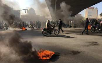 Citing 'credible reports', Amnesty International says more than 100 people killed in Iran protests