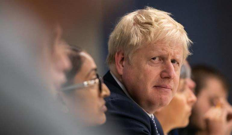 Boris Johnson refuses to reveal the naughtiest thing he's done as it would be 'terminally politically damaging'