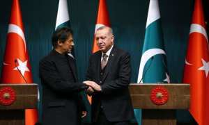 PM Imran Khan revealed that Turkey's President Erdogan bails out Pakistan & escape a huge penalty involving a Turkish power company.