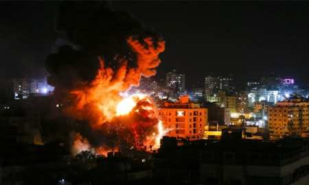 Israel-Gaza truce breaks down