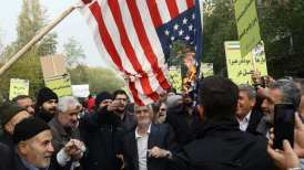 Iran Guard Cheif warns US and allies not to 'cross red lines'
