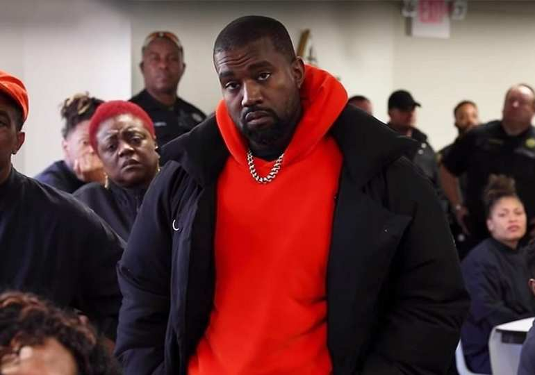 Kanye performs at texas jail