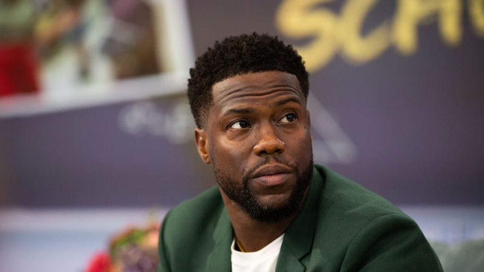 Kevin Hart: Accident 'changed my world' forever