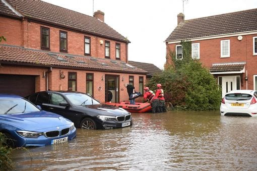 Cobra to meet over northern England floods