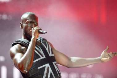Stormzy 'cried for an hour' after Glastonbury headline set