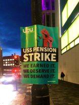 UK Uni strike