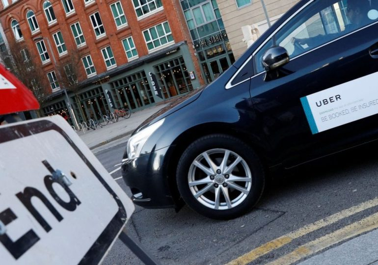 No more Uber in London