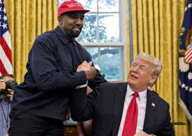 Kanye West plans to run for President in 2024 - and will change his name to show off his wealth