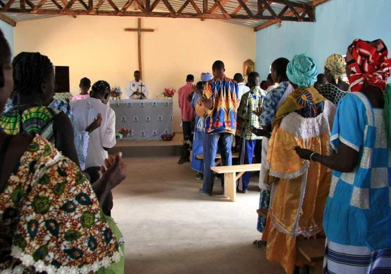 14 killed in church attack in Burkina Faso