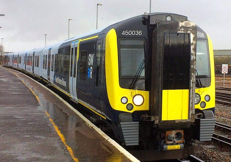 tsouth west trains 27-day strike begins