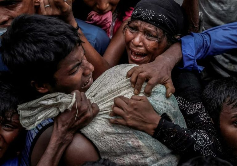 The Hague offers hope for Bangladesh's Rohingya