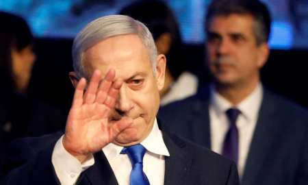 netanyahu wins party vote
