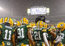 Green Bay Packers are Kings of the North - Are they heading to the Super Bowl?