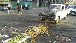 Syria's bloodiest day