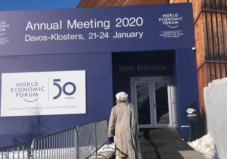 #Davos2020