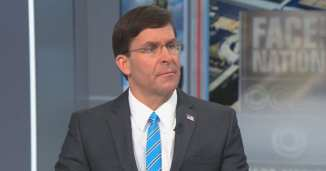 Esper didnt see evidence Soleimani was planning attack
