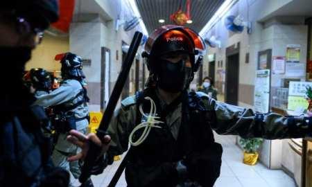 Homemade Bomb explodes in Hong Kong Hospital