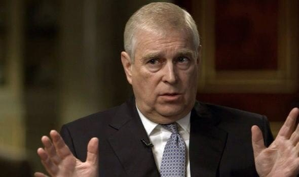 Prince Andrew not cooperating with US over Epstein