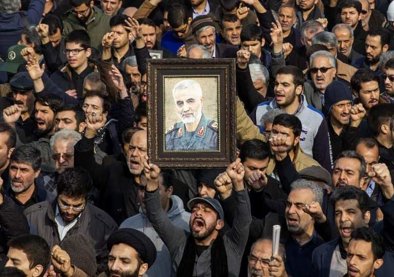 Sunday Papers – Soleimani's death & looming threat of Iran war