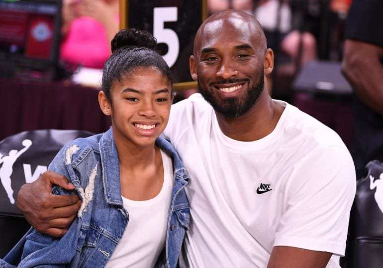 Tributes pour in for Kobe Bryant & his daughter