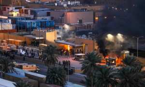 US sending more troops to Iraq after embassy attack