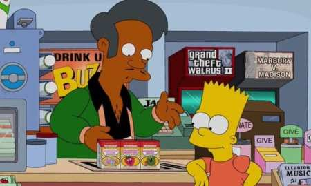 apu actor wont voice character amid racism row