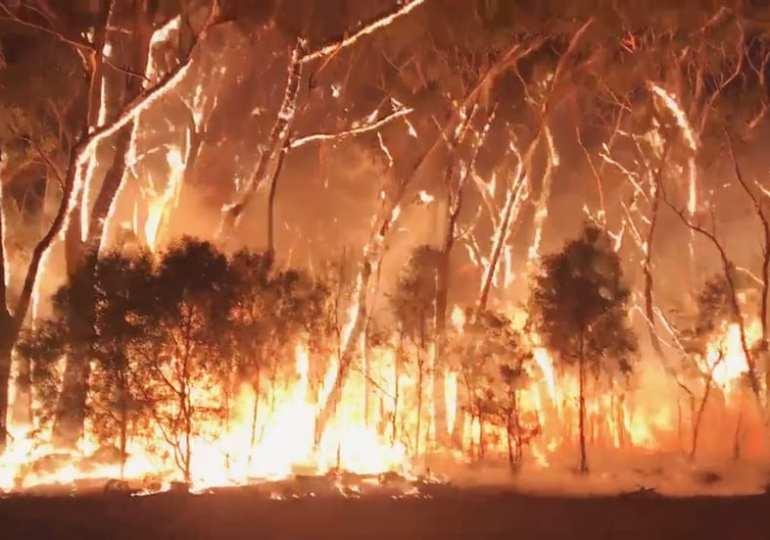 aust bushfires costs tourism 1billion
