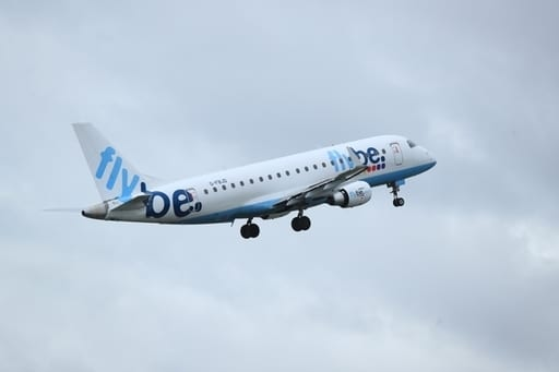 governement stikes deal to rescue flybe