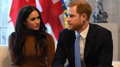 Meghan goes back to Canada