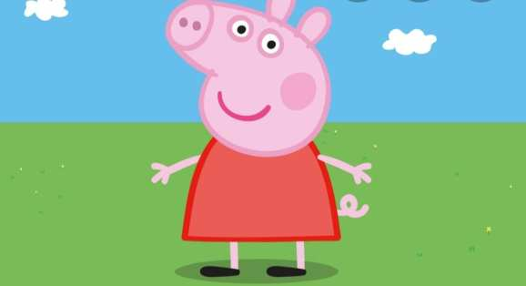 new peppa pig actor