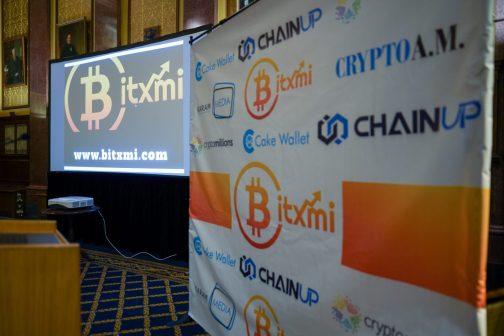 Crypto Bitxmi event 1
