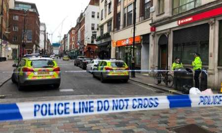 A second unexploded World War II bomb has been found in Soho London