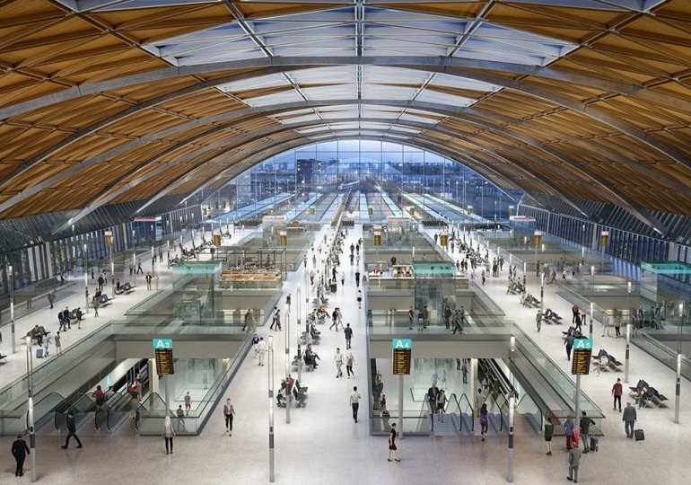 hs2 given green light by government