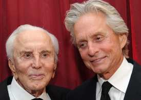 Screen icon Kirk Douglas leaves 'almost entire $61 million fortune to charity'