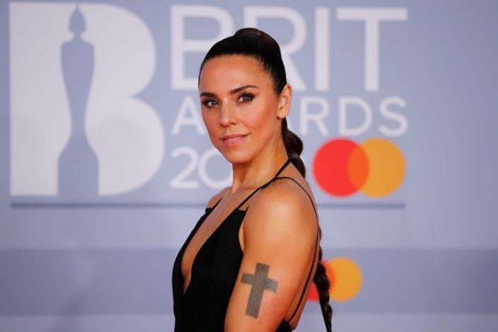 mel c talks about past depression and easting disorders