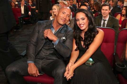 WWE- the rock's daughter to wrestle