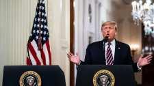 Trump signs new Coronavirus bill