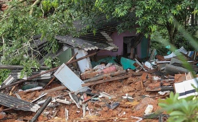 32 dead after torrential rains in brazil
