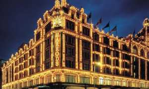 Harrods the luxury store based in Knightsbridge, london, has announced taht it will close it shop on Friday at 7 PM because of COVID-19.