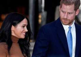 Meghan slammed on International Women's Day for making Prince Harry 'sad'