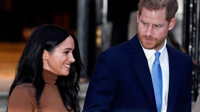 Meghan slammed on International Women's Day for making Prince Harry 'sad'