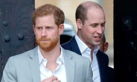 Harry and William relationship worse than ever