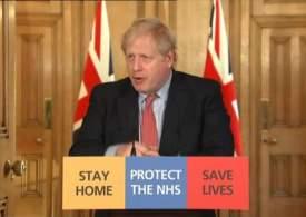 Daily News Briefing: Boris Johnson returns to work