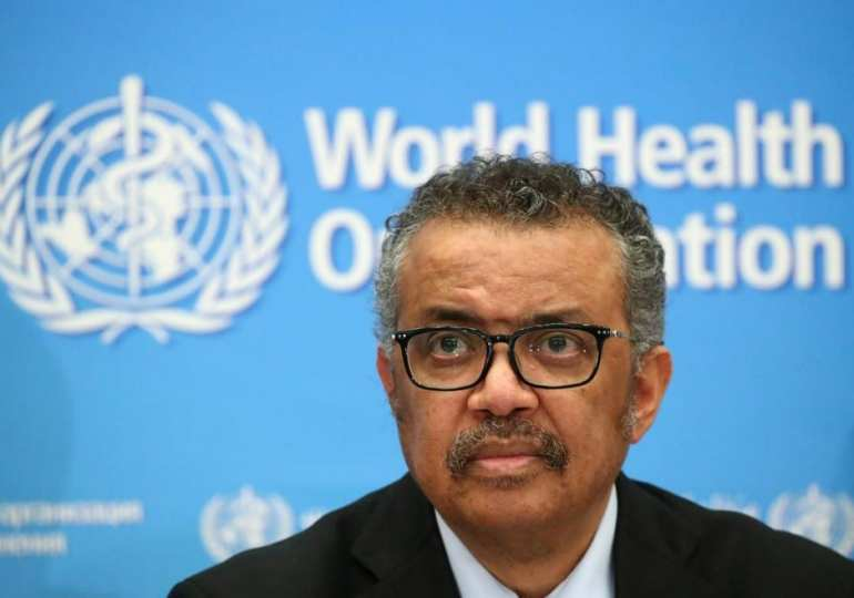 WHO chief warns countries not taking virus seriously