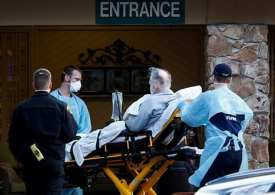 California declares emergency after coronavirus death