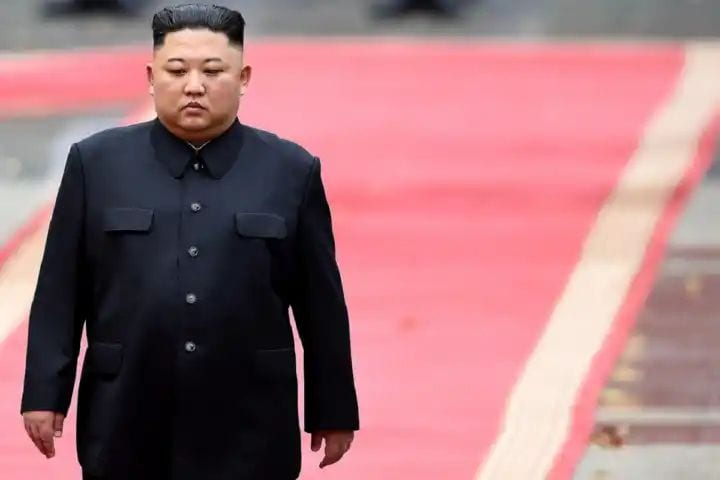 kim jong un orders workers to build new hospital, still says no virus cases